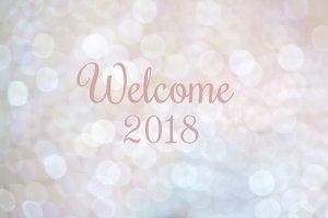 ברוכה הבאה 2018!