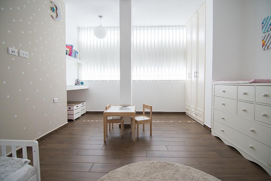 חדרי ילדים- חבל להשקיע בריהוט יקר שיוחלף בעוד שנים בודדות | צילום: יניב כהן