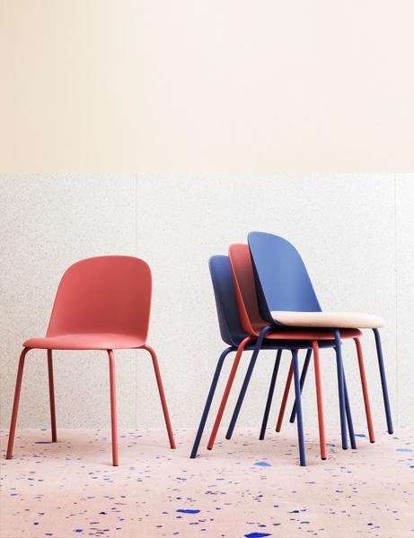 כסא אלגנטי מושלם של פה נורמל